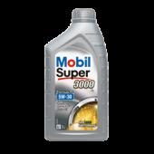 MS3000FE LATTA OLIO MOTORE MOBIL SUPER 3000  FORMULA FE 5W30 LITRI 1