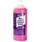 PN45201 Detergente ad alta concentrazione per tegicristalli e lavafari, elimina gli insetti, le impurità, le tracce di grasso e non provoca alcun effetto riflettente