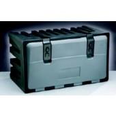 70043201 Cassette porta attrezzi in polietilene Produzione rotazionale Chiusura a contatto magnetico