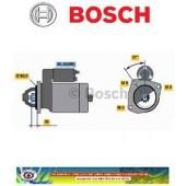 0001109302 MOTORINO AVVIAMENTO CITROEN JUMPER/FIAT DUCATO 2.3 JTD 2006> 3.0 HDI/JTD