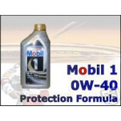 MOBIL 1 0W-40 Olio Originale Mobil 1 New Life 0w40 Fully Synthetic