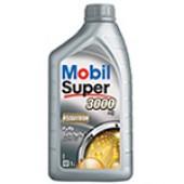 MS3000 LATTA OLIO MOTORE MOBIL SUPER 3000 5W40 LITRI 1